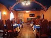 Ресторан Милославский в Советском районе Брянска на живописной территории